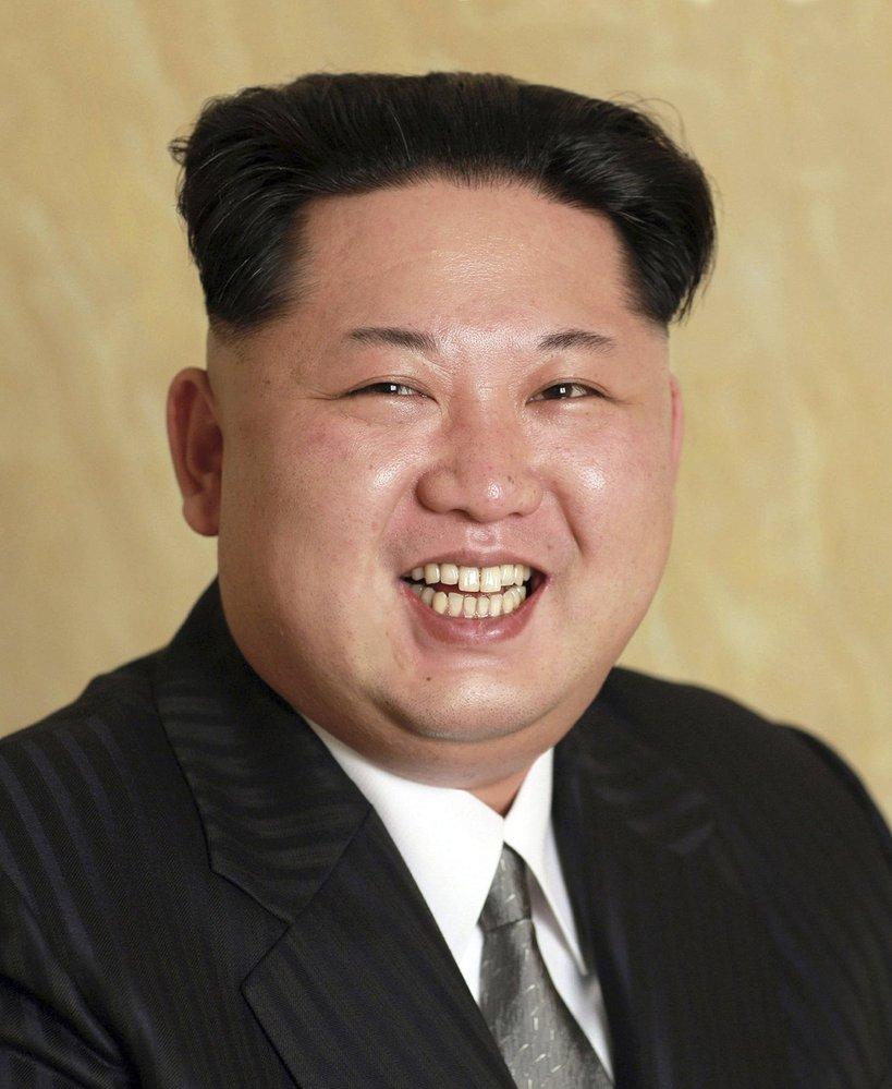 Kim Čong-un bez retuší.