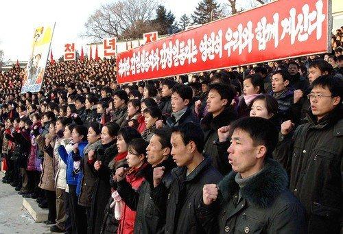 Severokorejští občané přísahají věrnost režimu