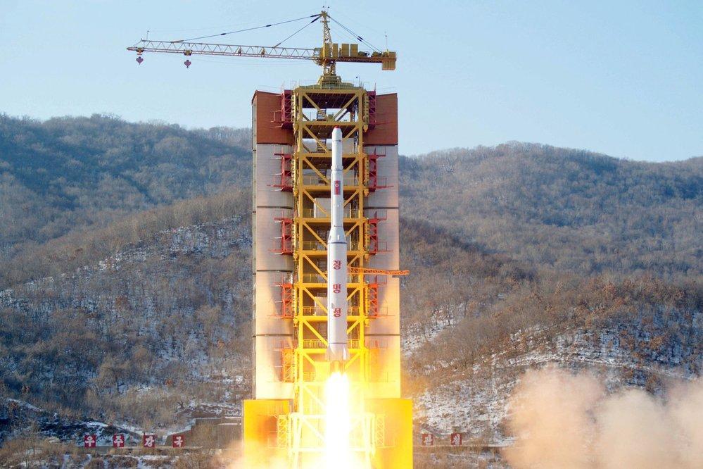 Raketa prý nesla satelit, zvládla by však i jadernou hlavici.
