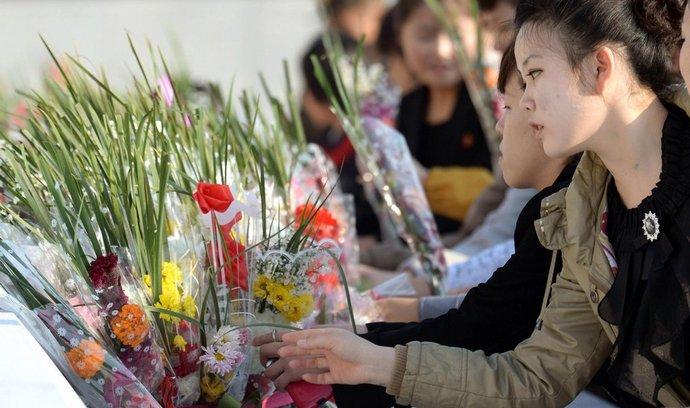 KLDR slaví výročí vládnoucí strany (10. října 2014)
