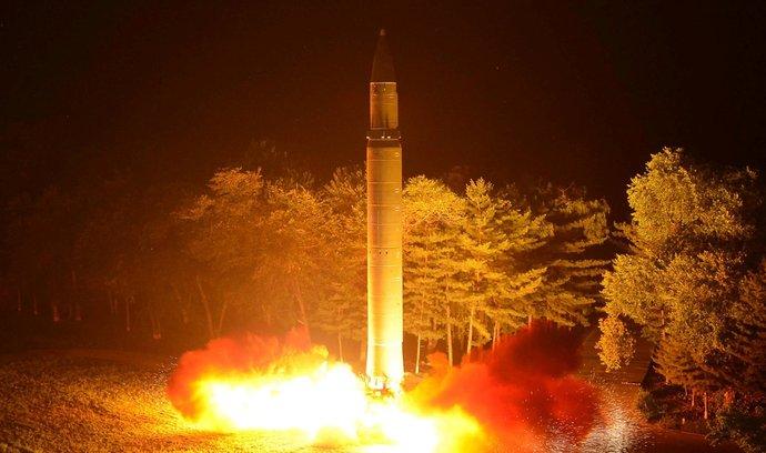 KLDR odpálila další raketu
