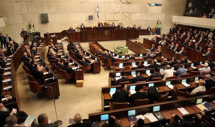 Knesset - izraelský parlament