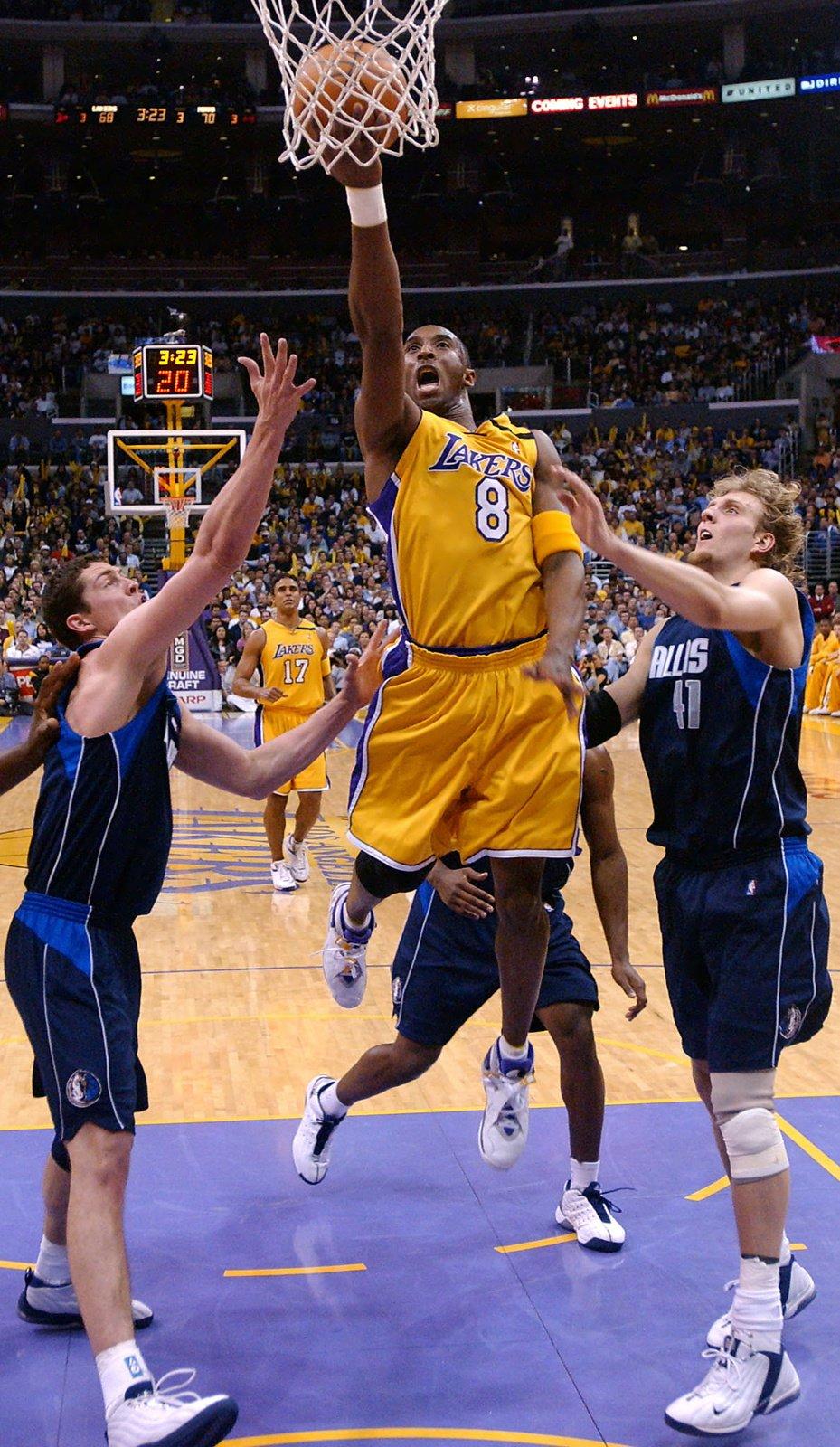 Zesnulá basketbalová hvězda NBA Kobe Bryant: Zahynul ve vrtulníku 20. ledna 2020