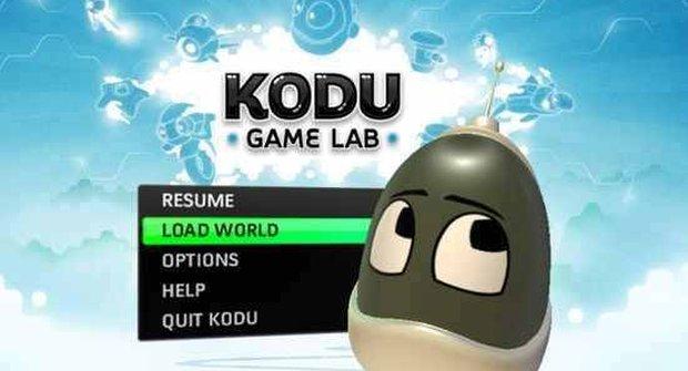 Programování s KODU 8