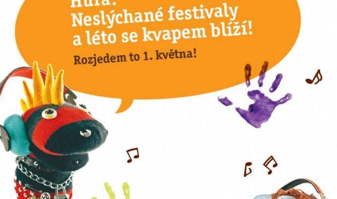 Kofola Festivalová na webu