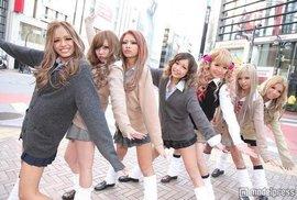 Japonský bizár: Školní uniformy jako z pornofilmu. Není divu, kult vytvořili tvůrci…