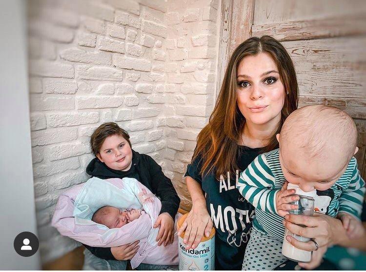 Ornella po třetím porodu skončila na JIPce
