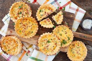 Francouzský quiche: 5 nejlepších slaných koláčů, od kterých se neodtrhnete!