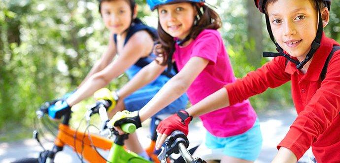 Vyberte kolo, které si dítě zamiluje