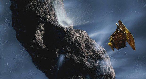 Sebevražedné komety: Blízko Slunce se prostě vypaří