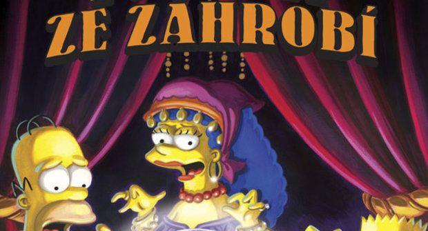 Soutěž a vyhraj komiksy Zaklínač, Simpsonovi a další!