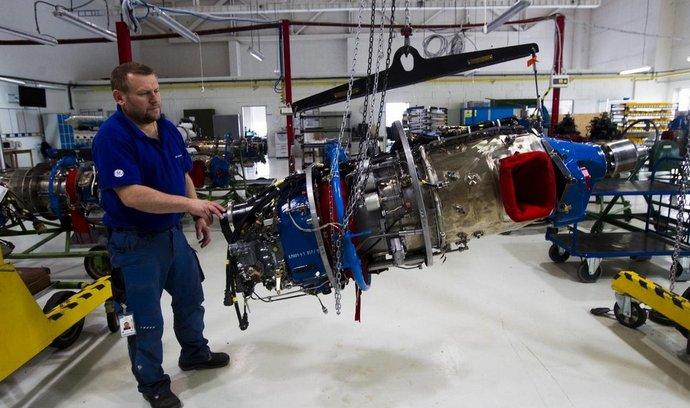 Kompletní motor H80, GE Aviation