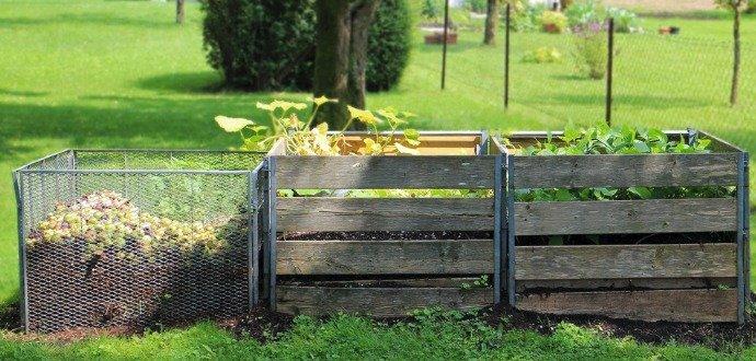 Co je lepší: kompost nebo kompostér?