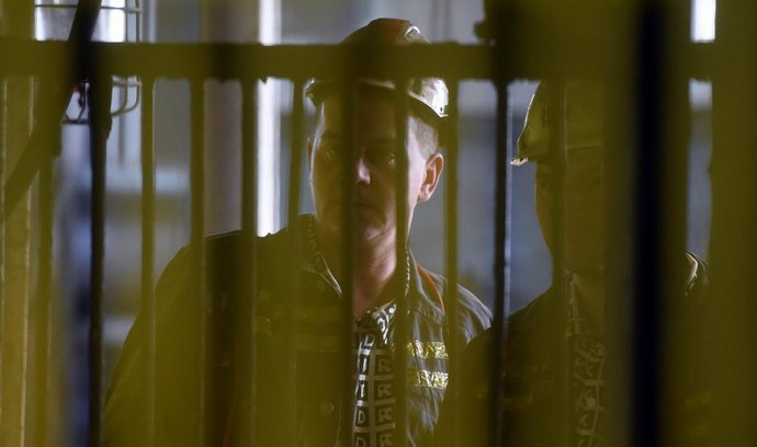 Konec tězby v dolu 9.května ve Stonavě