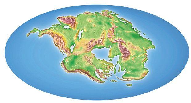 Euroafrika: Zrod superkontinentu