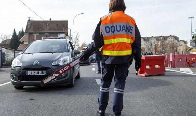 Kontroly na francouzské hranici