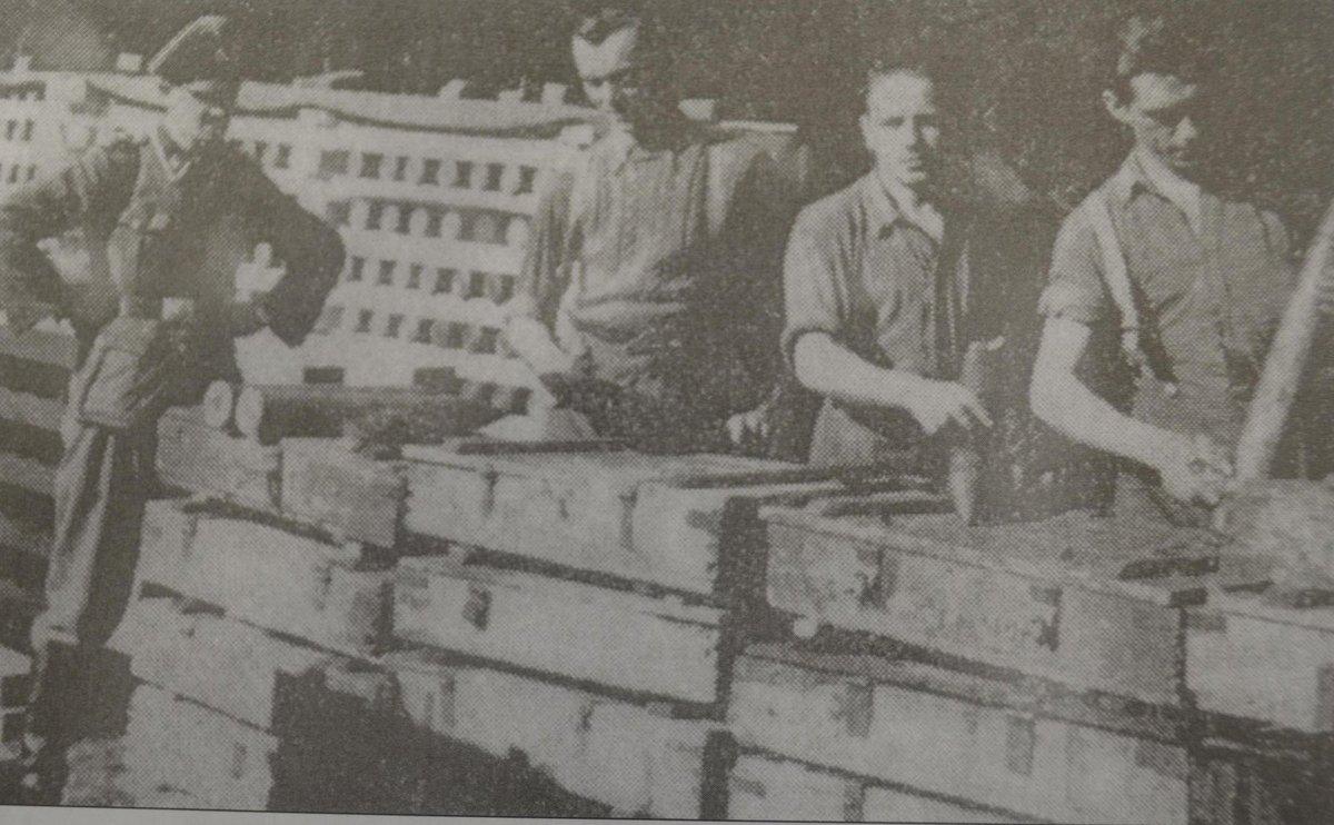Vězni pracovali v plnírně munice v Semovicích.