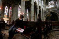 Rakousko zasáhlo zemětřesení, poničilo kostel. Otřesy byly cítit i v Česku