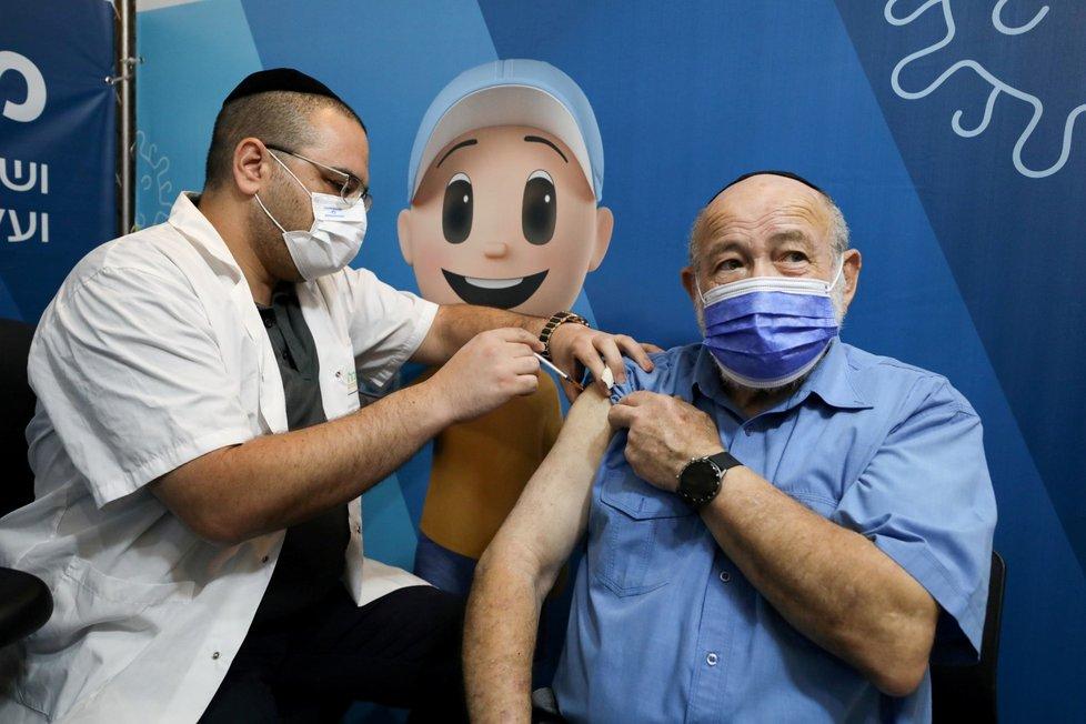 Koronavirus v Izraeli: Aplikování třetí dávky vakcíny (11.8.2021)
