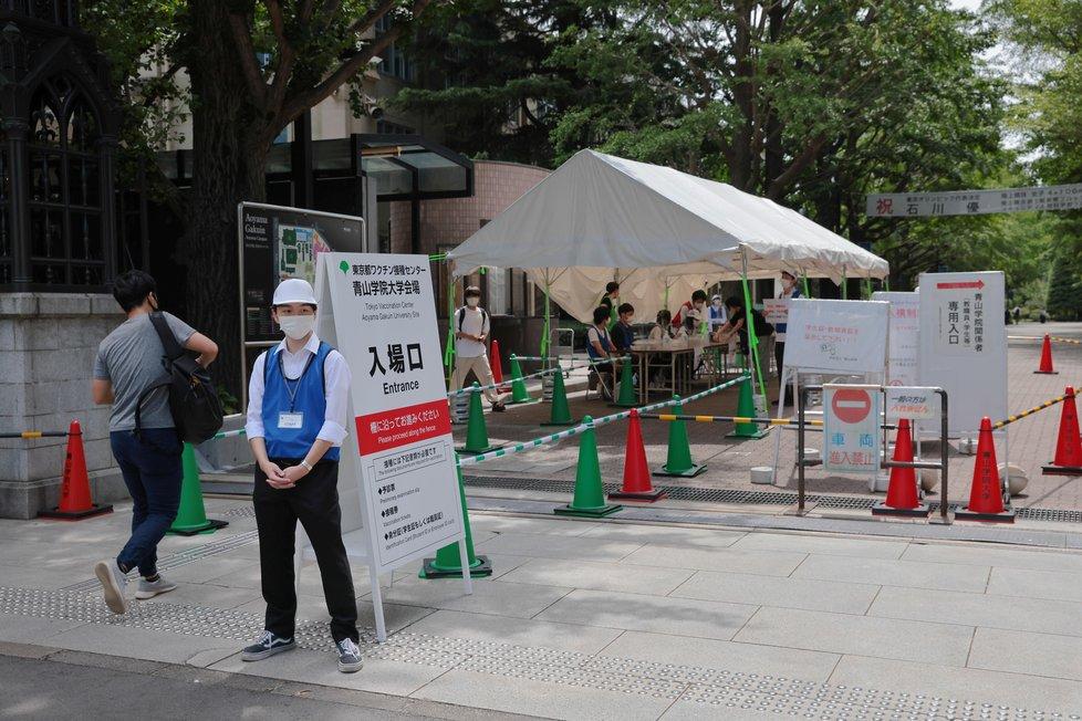Pandemie v Japonsku: Tokio během letní olympiády