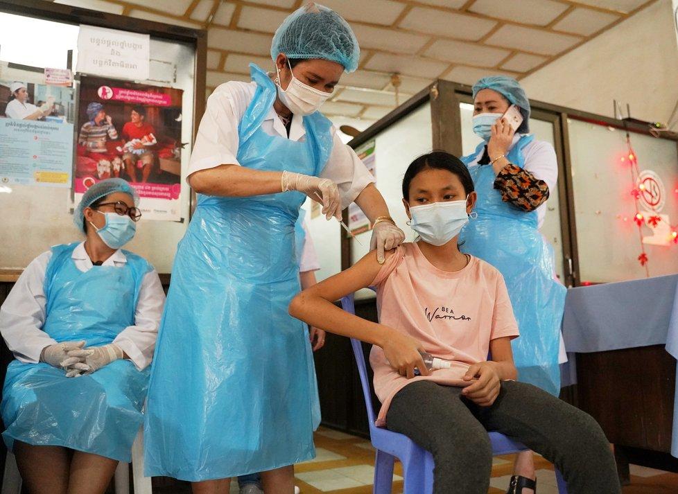 Koronavirus v Kambodže.