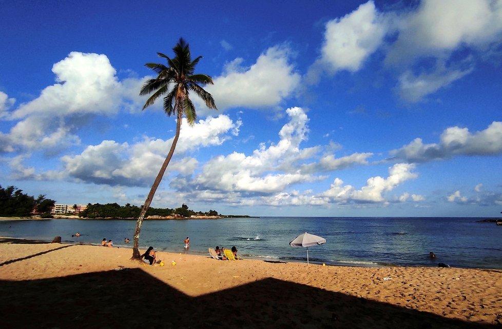 Rozvolnění na Kubě: Po měsících se otevřely i pláže v Havaně (podzim 2021)
