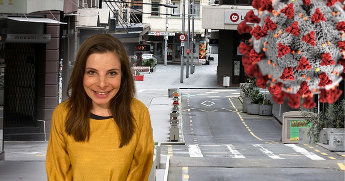 Honorární konzulka ČR v novozélandském Queenstownu Lada Nobilisová popsala situaci na Novém Zélandu.
