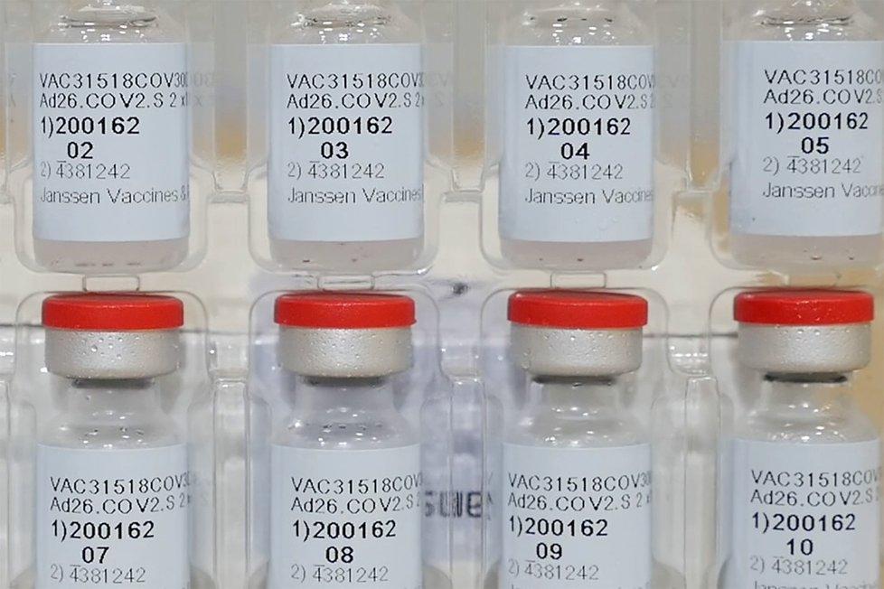 Firma Johnson & Johnson podle ministerstva příští týden nedodá do ČR vakcíny proti covidu-19.