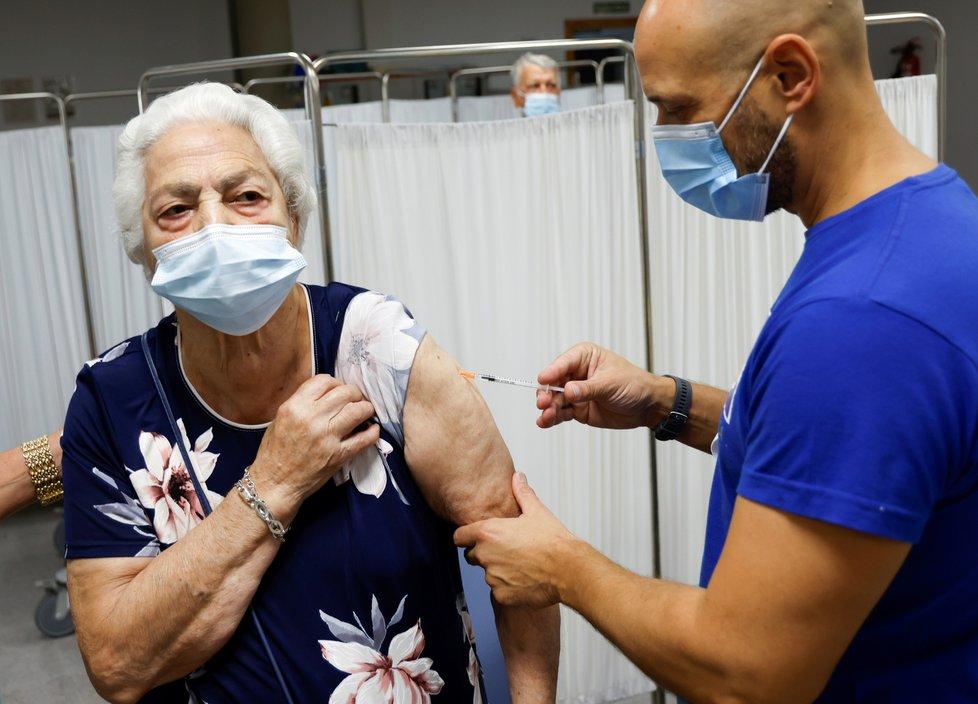 Koronavirus ve Španělsku.