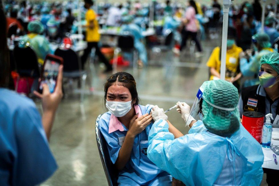Koronavirus v Thajsku.