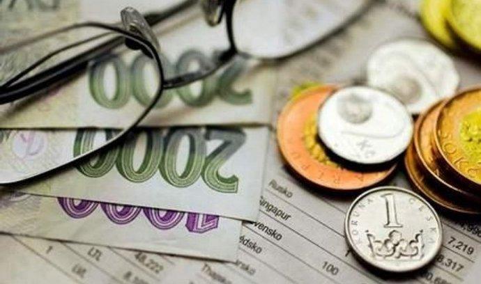 koruna, rozpočet