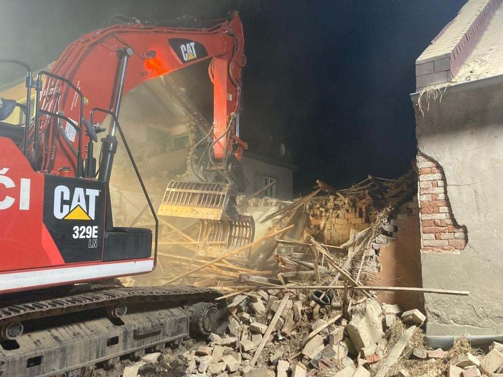 Výbuch v Koryčanech zabil dva dobrovolné hasiče.