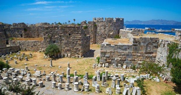 To by snad ani nebylo Řecko, kdyby tu nebyly památky...