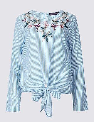 Košile, M&S, 29.50 EUR, www.marksandspencer.com