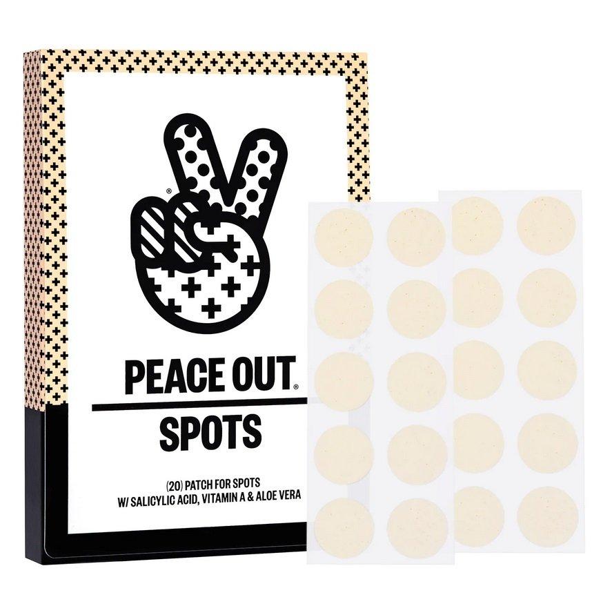 Peace Out Skin care, náplasti proti nedokonalostem, Sephora, 470 Kč
