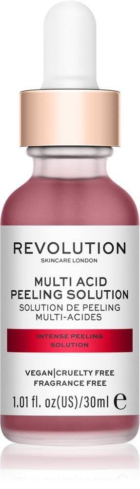 Revolution Skincare Multi Acid hloubkově čisticí peeling s AHA kyselinami, Notino.cz, 387 Kč
