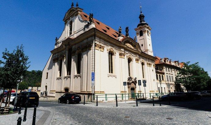 Kostel sv. Šimona a Judy na Starém městě