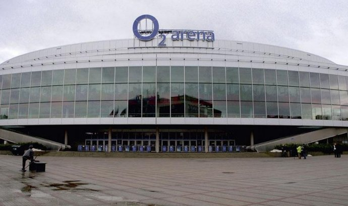 Hlavní dějiště mistrovství světa v ČR
