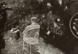 The friendship between photographer Josef Sudek and architect Otto Rothmayer resulted in unusual images.