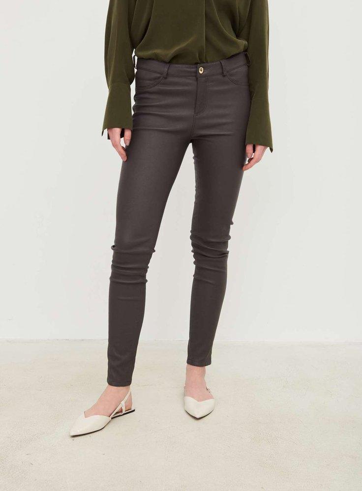 Dámské kožené kalhoty, Pietro Filipi, pietro-filipi.com, 7990 Kč