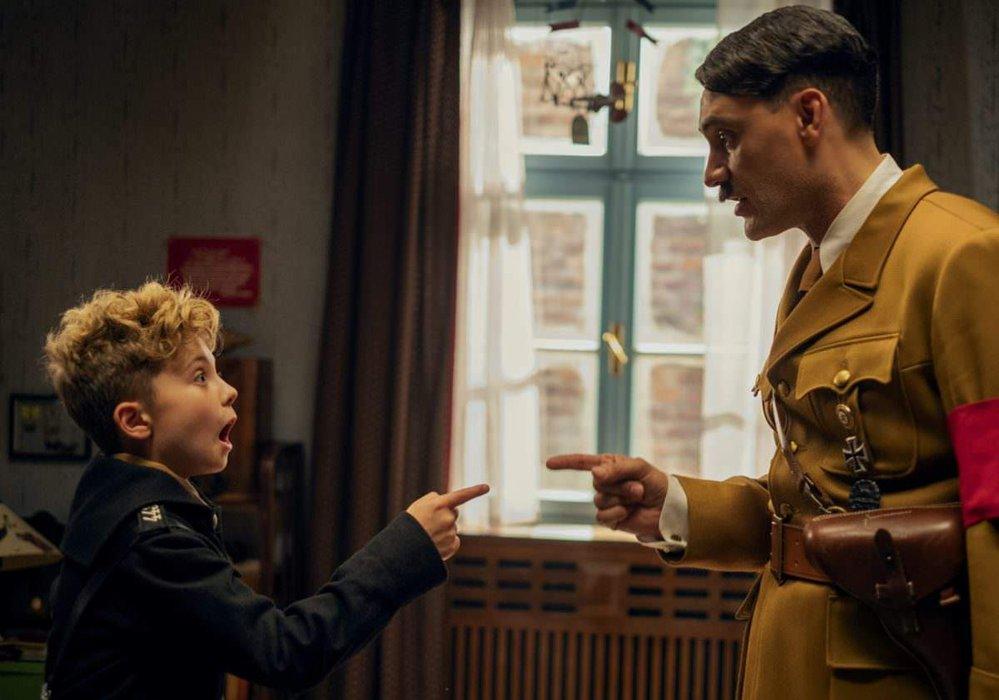 Záběry z filmu Králíček Jojo