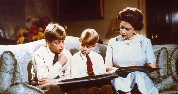 Záběry ze zapovězeného dokumentu o královské rodině
