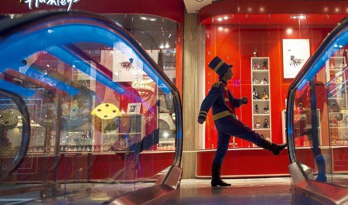 Královské hračky. Pražská pobočka Hamleys se bude řadit do nejužší špičky hračkářství na světě