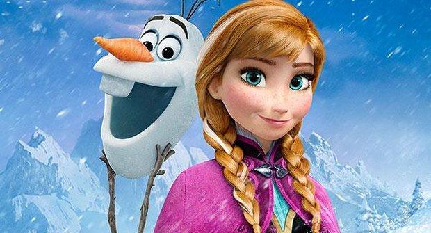 Vyhrajte ceny k filmu Ledové království!