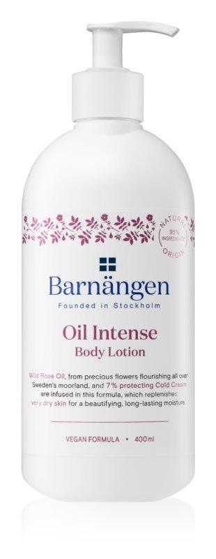 Hydratační tělové mléko Oil Intense, Barnängen, notino.cz, 149 Kč/400 ml
