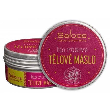Šlehané bio růžové máslo, Saloos, saloos.cz, 205 Kč/75 ml