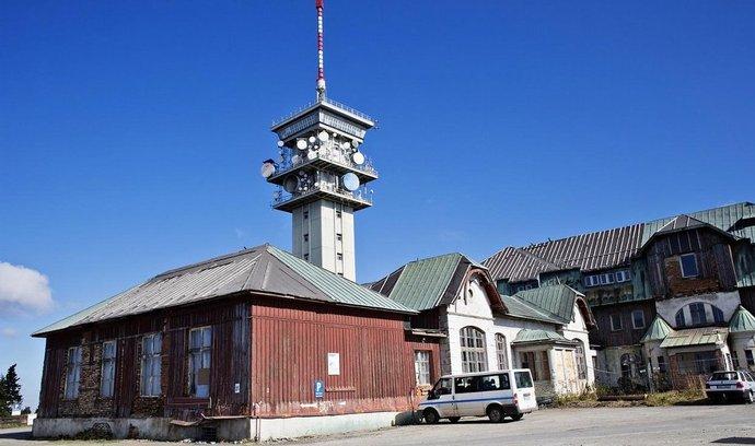 Krušnohorský Klínovec
