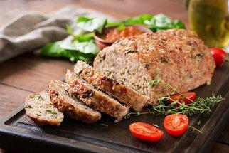 Krůtí sekaná: Recept na nejoblíbenější pokrm z mletého masa!