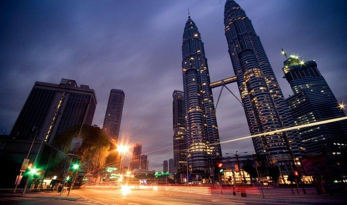 Kuala Lumpur, Malajsie, ilustrační foto