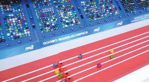 Nejkulatější sport pod sluncem: Závody skleněných kuliček